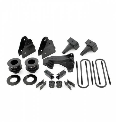 Suspension - Suspension Lift Kits - ReadyLIFT Suspensions - 69-2735 | 3.5 Inch Ford SST Lift Kit - 3.5 F / 1.0 R