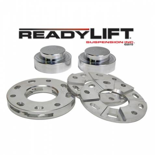 Suspension - Suspension Lift Kits - ReadyLIFT Suspensions - 69-3010 | 1.5 inch GM SST Lift Kit - 1-1.5 F | 1.0 R