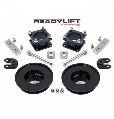 Suspension - Suspension Lift Kits - ReadyLIFT Suspensions - 69-5015 | 3 Inch Toyota SST Lift Kit - 3.0 F / 2.0 R