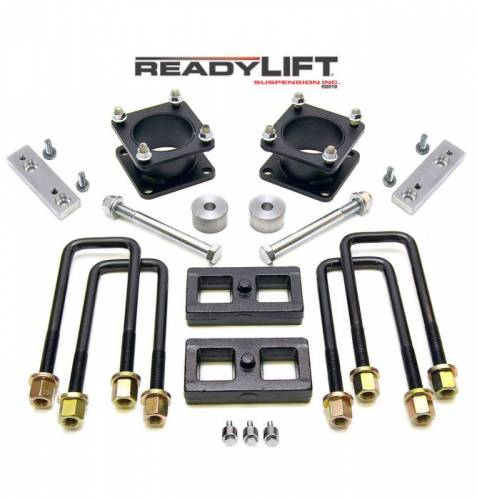 Suspension - Suspension Lift Kits - ReadyLIFT Suspensions - 69-5276 | 3 Inch Toyota SST Lift Kit - 3.0 F / 2.0 R