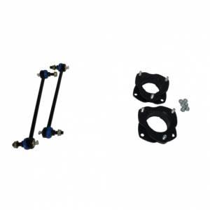 Traxda - 202023 | 2 Inch Honda Front Leveling Kit