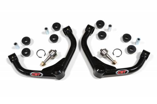 CST Suspension - CSS-C2-14 |GM Dirt Series Gen II Uniball Upper Control Arms | Single Shock