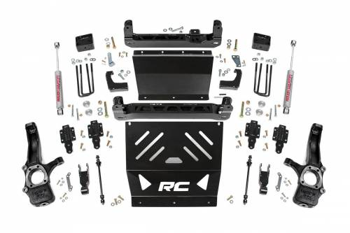 Spotlight Products - Daily Deals - Rough Country Suspension - 221.20 | 4 Inch GM Suspension Lift Kit