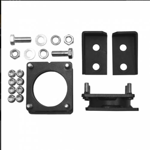 Suspension - Suspension Leveling Kits - Traxda - 102030 | 1.25 Inch Ford Front Leveling Kit