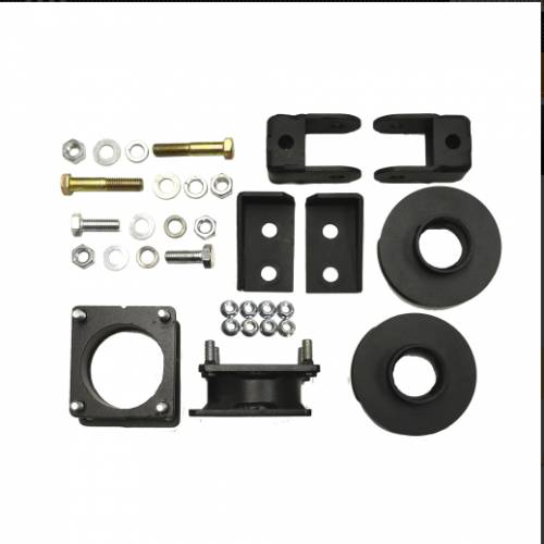 Suspension - Suspension Leveling Kits - Traxda - 102040 | 2.25 Inch Ford  Leveling Kit - 2.25 F / 1.25 R
