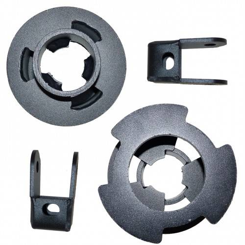 Suspension - Suspension Leveling Kits - Traxda - 108030 | 2.5 Inch Ford Front Leveling Kit
