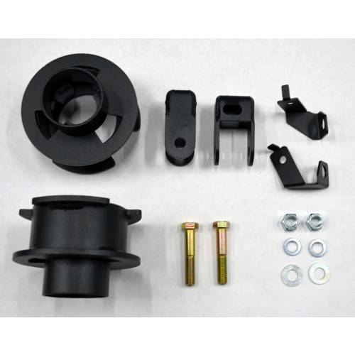 Suspension - Suspension Leveling Kits - Traxda - 108033 | 2.5 Inch Ford Front Leveling Kit