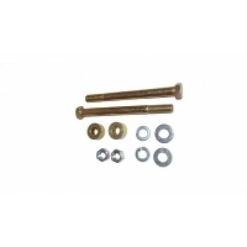 Suspension Components - Steering Parts - Traxda - 900015 | Toyota Front Differential Drop Spacer Kit