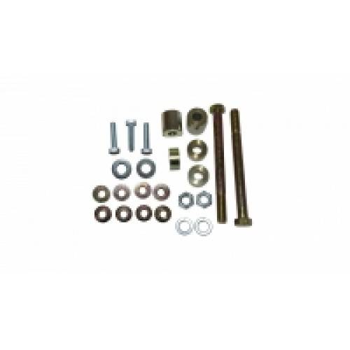 Suspension Components - Steering Parts - Traxda - 900025 | Toyota Front Differential Drop Spacer Kit