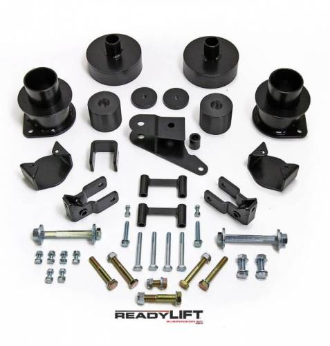Suspension - Suspension Lift Kits - ReadyLIFT Suspensions - 69-6000 | 3 Inch Jeep SST Lift Kit - 3.0 F / 2.0 R
