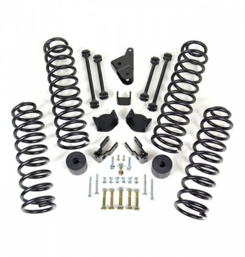 Suspension - Suspension Lift Kits - ReadyLIFT Suspensions - 69-6400 | 4 Inch Jeep Lift Kit