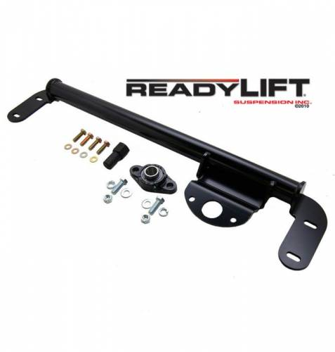 Suspension Components - Steering Parts - ReadyLIFT Suspensions - 67-1090 | Dodge Steering Box Stabilizer