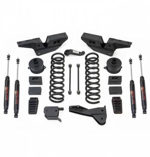 ReadyLIFT Suspensions - 49-1630-K| 6 Inch Dodge Lift Kit with SST3000 Shocks