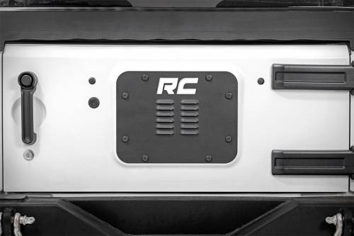 JK Wrangler - JK Bumpers - Rough Country Suspension - 10514 | Jeep Tailgate Vent