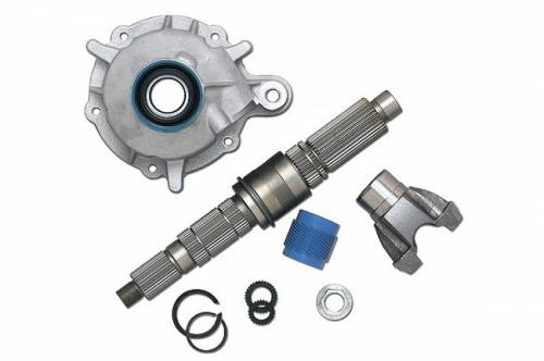 Drivetrain - Transfer Case Parts - Rough Country Suspension - 50-7906 | NP231 Slip Yoke Eliminator