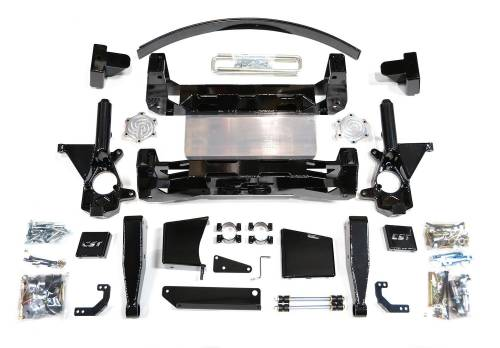 "CST Suspension - CSK-C3-20-1 | GM 8"" Lift Kit with Steel O.E. Suspension"
