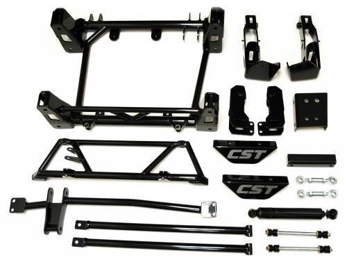 "CST Suspension - CSK-C3-6-1 |GM 6-8"" Stage One Lift Kit"