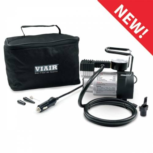 Tow & Haul - Portable Tire Management - Viair - Your Vital Air Source - 74P Portable Compressor Kit (70P Compressor w/ Press-on Tire Chuck)