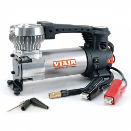 "Tow & Haul - Portable Tire Management - Viair - Your Vital Air Source - 88P Portable Compressor Kit (12V, 120 PSI, for Up to 33"" Tires)"