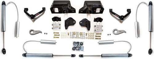 "CST Suspension - CSK-C27-3 | GM 1-3"" Leveling Kit with Reservoir Shocks 