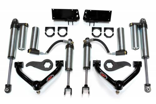 "CST Suspension - CSK-C27-1 |GM 2-3"" Leveling Kit with Reservoir Shocks 