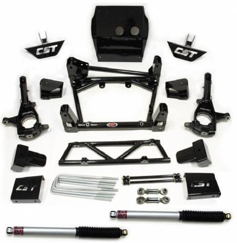 CST Suspension - CSK-C3-15-2 | GM 6-8 Inch Suspension Kit | Stage 2