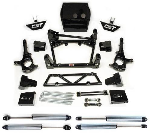 CST Suspension - CSK-C3-15-3 | GM 6-8 Inch Suspension Kit | Stage 3