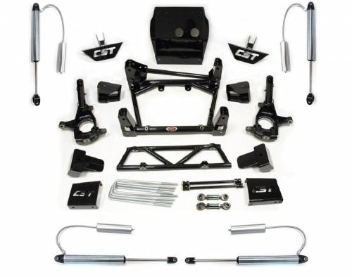 CST Suspension - CSK-C3-15-4 | GM 6-8 Inch Suspension Kit | Stage 4
