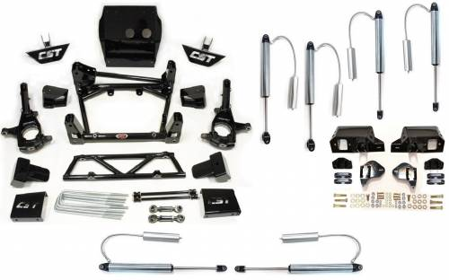 CST Suspension - CSK-C3-15-6 | GM 6-8 Inch Suspension Kit | Stage 5