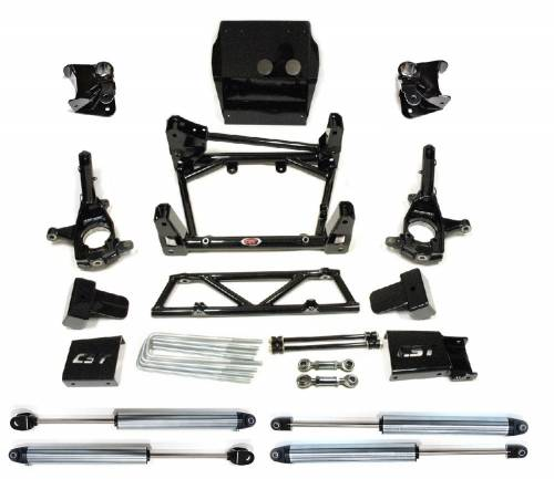 CST Suspension - CSK-C3-17-3 |GM  6-8 Inch S.T.L. High Clearance Kit | Stage 3