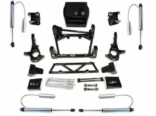 CST Suspension - CSK-C3-17-4 |GM  6-8 Inch S.T.L. High Clearance Kit | Stage 4