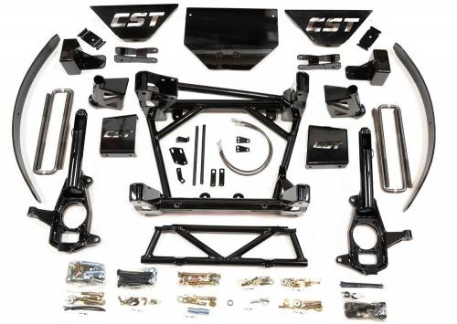 CST Suspension - CSK-C3-16-3 | GM 8-10 Inch Suspension Kit