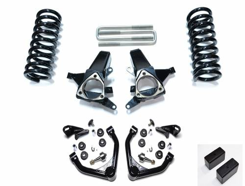 CST Suspension - CSK-C23-29 | GM 7 Inch Lift Kit - Crew Cab 2wd
