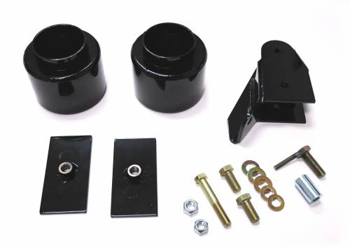 Suspension Components - Rear Install Kits - CST Suspension - CSS-D16-1 | Dodge 4 Inch Rear Lift Kit