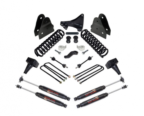 ReadyLIFT Suspensions - 49-2768 | 6.5 Inch Ford Suspension Lift Kit with SST3000 Shocks