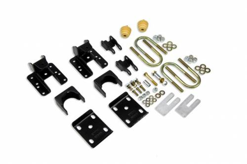 Suspension Components - Flip Kits, C-Notches - Belltech Suspension - 6519 | 4-5 Inch GM Rear Flip Kit