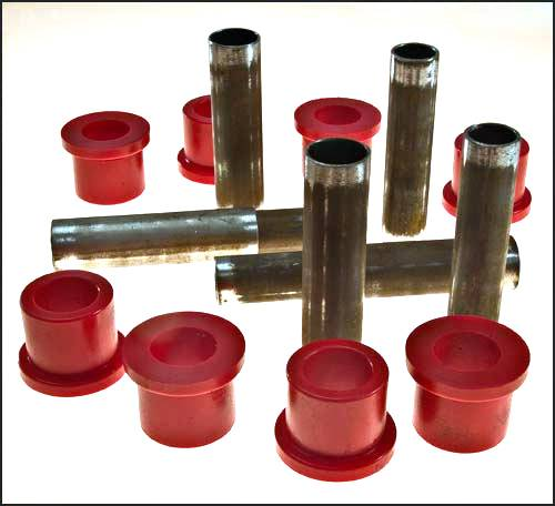 DJM Suspension - BK2555L | DJM Replacement Lower Control Arm Bushing and Sleeve Kit