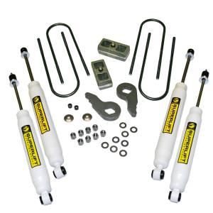 Suspension - Suspension Lift Kits - SuperLift - K1003 | 2.5 Inch Ford Suspension Lift Kit w/ Superide Shocks