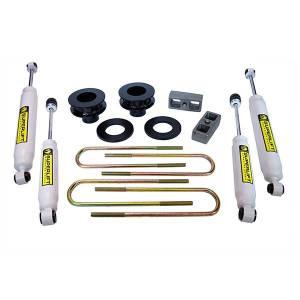 Suspension - Suspension Lift Kits - SuperLift - K1007 | 2.5 Inch Ford Suspension Lift Kit w/ Superide Shocks