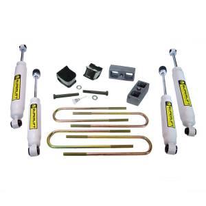 Suspension - Suspension Lift Kits - SuperLift - K1009 | 2 Inch Ford Suspension Lift Kit w/ Superide Shocks