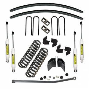 Suspension - Suspension Lift Kits - SuperLift - K512 | 6.5 Inch Ford Suspension Lift Kit w/ Superide Shocks