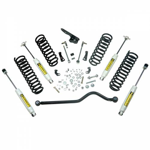 Suspension - Suspension Lift Kits - SuperLift - K905 | 4 Inch Jeep Suspension Lift Kit w/ Superide Shocks