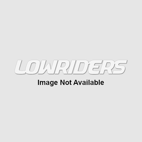 SuperLift - 91455 | | Bullet Proof Brake Hoses | Rear