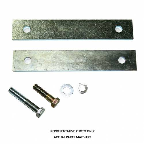 SuperLift - 9649 | Ford Carrier Bearing Drop Kit | 2-3 Inch Lift