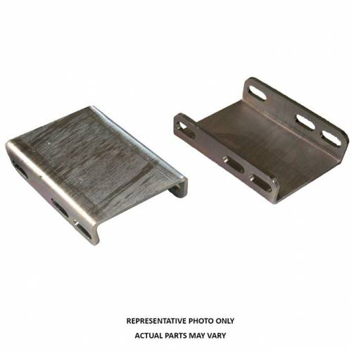 SuperLift - 4672 | Dodge Sway Bar Drop Bracket