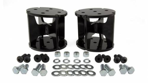 Tow & Haul - Other Load Support Products - Air Lift Company - 52445 | 4 Inch Angled Universal Air Spring Spacer