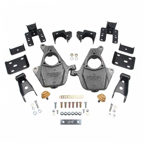 Suspension - Suspension Lowering Kits - Belltech Suspension - 1012 | Complete 3-4/5-6 Lowering Kit No Shocks