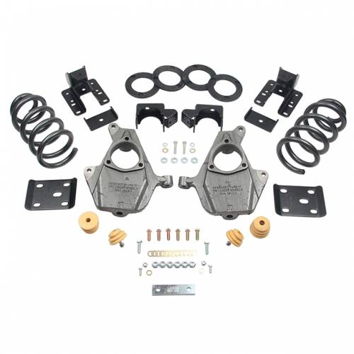 Suspension - Suspension Lowering Kits - Belltech Suspension - 1015SP | Complete 3-4/7 Lowering Kit with Street Performance Shocks
