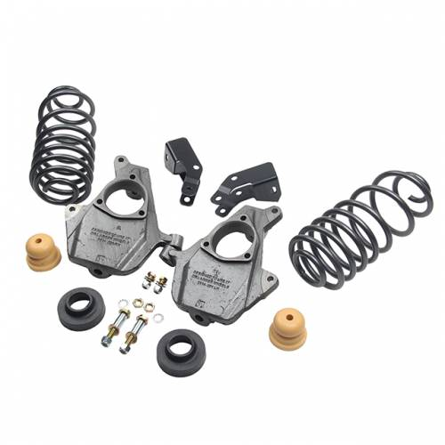 Belltech Suspension - 1019 | Complete 2-3/4 Lowering Kit No Shocks