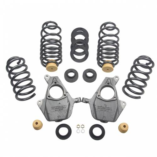 Suspension - Suspension Lowering Kits - Belltech Suspension - 1020 | Complete 2-3/4 Lowering Kit No Shocks